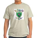 St. Bernard SWAT Ash Grey T-Shirt