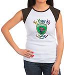 St. Bernard SWAT Women's Cap Sleeve T-Shirt