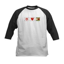 Peace Love and Zimbabwe Tee