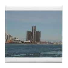 Downtown Detroit Tile