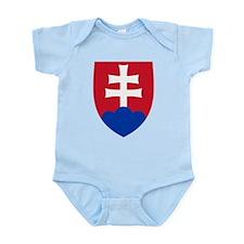 Slovakia Roundel Infant Bodysuit