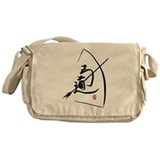 Kyudo--the way of the bow Messenger Bag