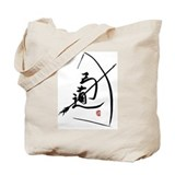 Kyudo--the way of the bow Tote Bag