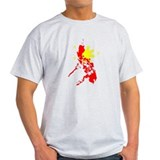 Sun and Map T-Shirt