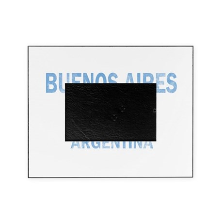Buenos Aires, Argentina Designs Picture Frame