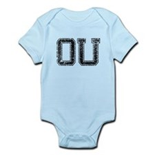 OU, Vintage Infant Bodysuit