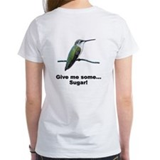 Hummingbird Sugar T-Shirt (white)