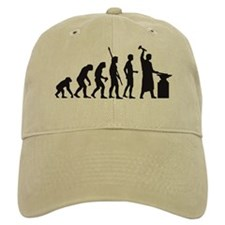 evolution blacksmith Baseball Cap