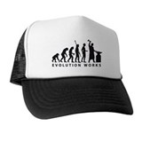 evolution blacksmith Trucker Hat