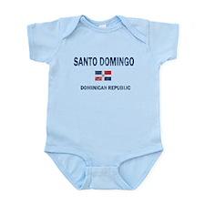 Santo Domingo Dominican Republic Designs Infant Bo