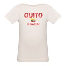 Quito Ecuador Designs Tee
