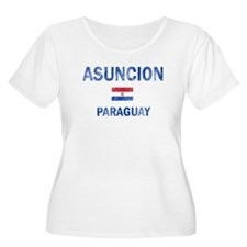 Asuncion Paraguay Designs T-Shirt