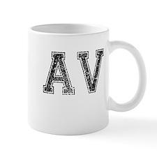 AV, Vintage Mug