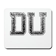 DU, Vintage Mousepad