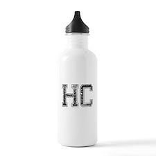 HC, Vintage Water Bottle
