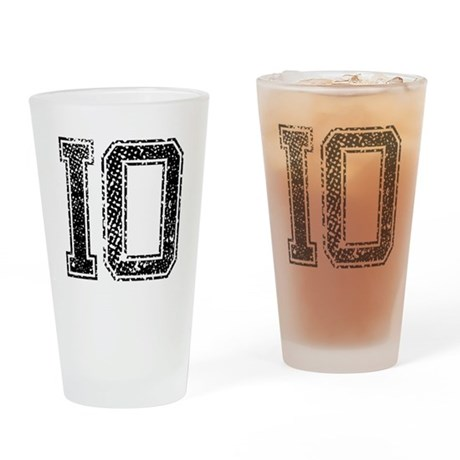 IO, Vintage Drinking Glass