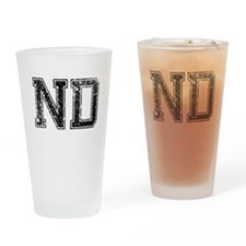 ND, Vintage Drinking Glass