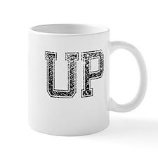 UP, Vintage Mug