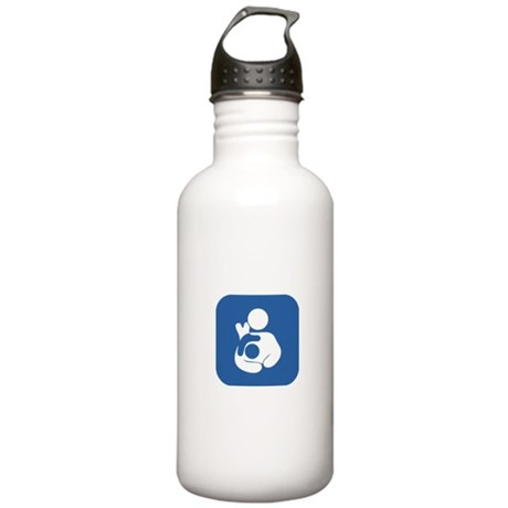 Extended breastfeeding Stainless Water Bottle 1.0L