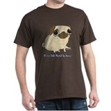 Bacon Pug T-Shirt