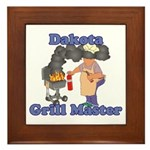 Grill Master Dakota Framed Tile