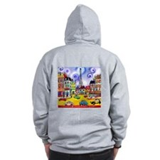 Goulds 17th Microcar Classic Event Zip Hoodie