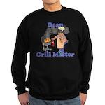 Grill Master Dean Sweatshirt (dark)
