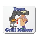 Grill Master Dean Mousepad