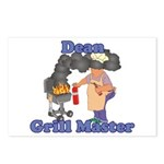 Grill Master Dean Postcards (Package of 8)