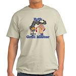 Grill Master Erik Light T-Shirt