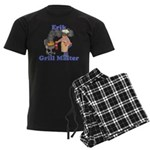 Grill Master Erik Men's Dark Pajamas