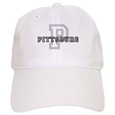 Pittsburg (Big Letter) Baseball Cap