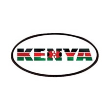 Kenya Patches