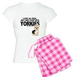 I Sleep with Yorkies  Pyjamas