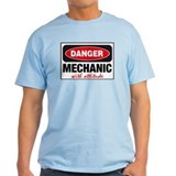 Mechanic with Attitude Mens T-Shirt