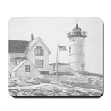 Nubble Light Drawing Mousepad