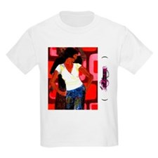 dancing, Kids T-Shirt
