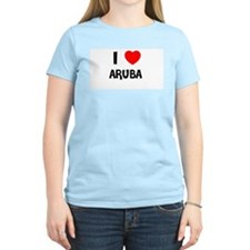 Cute I heart aruba T-Shirt