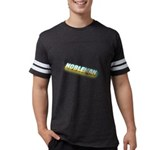 Overtown Scotland Men's Fitted T-Shirt (dark)