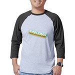 Overtown Scotland Long Sleeve Dark T-Shirt