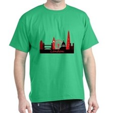 London landmarks tee 3cp.png T-Shirt