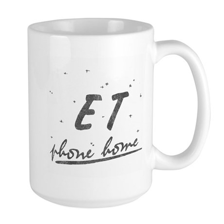 ET Phone Home Large Mug