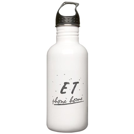ET Phone Home Stainless Water Bottle 1 Liter
