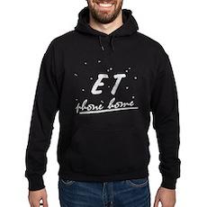 ET Phone Home Dark Hoodie
