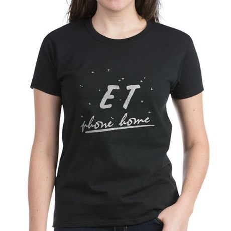 ET Phone Home Womens T-Shirt