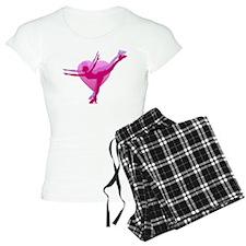 Skater Silhouette Pajamas