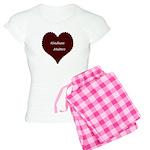 Kindness Matters Heart Women's Light Pajamas