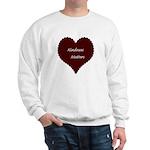 Kindness Matters Heart Sweatshirt