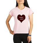 Kindness Matters Heart Performance Dry T-Shirt