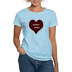 Kindness Matters Heart Women's Light T-Shirt